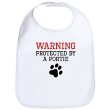 Protected By A Portie Bib