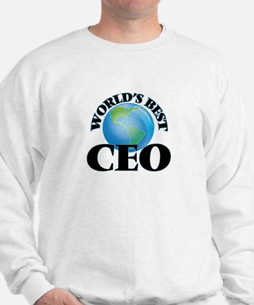 World's Best Ceo Sweatshirt