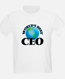 World's Best Ceo T-Shirt