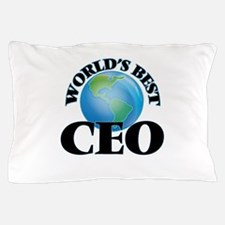 World's Best Ceo Pillow Case