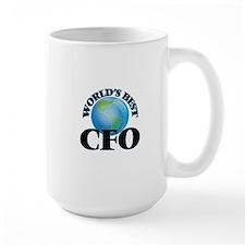 World's Best Cfo Mugs