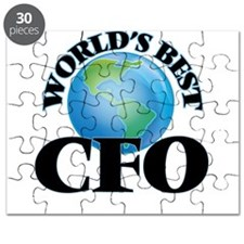 World's Best Cfo Puzzle