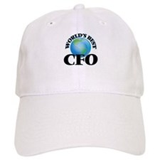 World's Best Cfo Baseball Cap