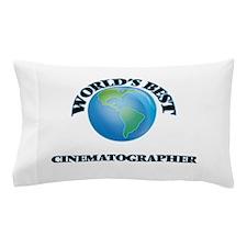 World's Best Cinematographer Pillow Case