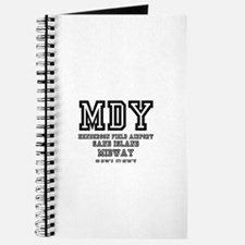 AIRPORT CODES - MDY - SAND ISLAND, MIDWAY Journal