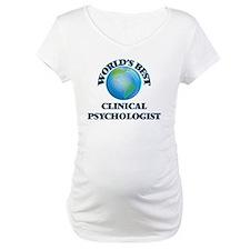 World's Best Clinical Psychologi Shirt