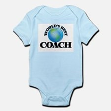 World's Best Coach Body Suit
