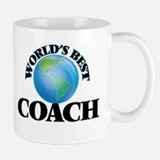 World's Best Coach Mugs