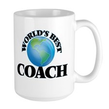 World's Best Coach Mugs