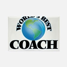 World's Best Coach Magnets