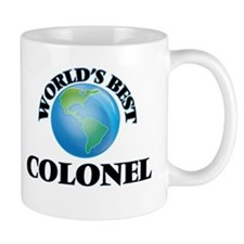 World's Best Colonel Mugs