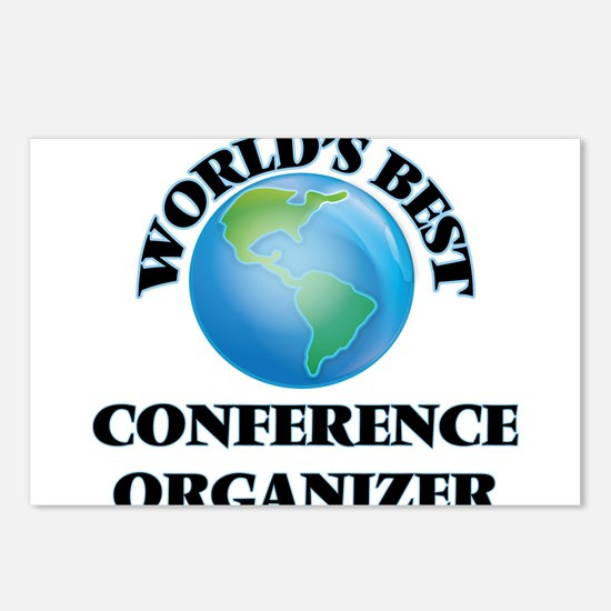 World's Best Conference O Postcards (Package of 8)