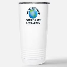 World's Best Corporate Stainless Steel Travel Mug