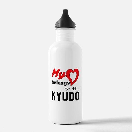 My Heart Belongs To Th Water Bottle