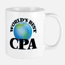 World's Best Cpa Mugs