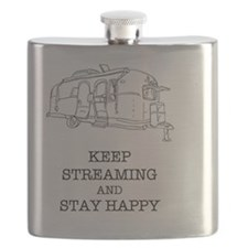 Streaming Happiness Flask