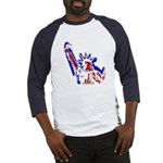 Statue of Liberty Patriotic Baseball Jersey