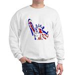 Statue of Liberty Patriotic Sweatshirt