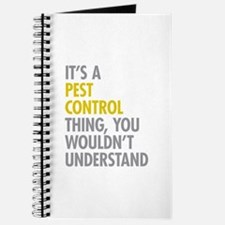Pest Control Thing Journal