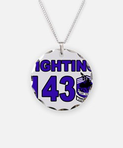 Cool Fighting dogs Necklace