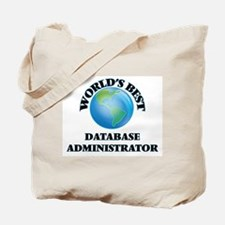 World's Best Database Administrator Tote Bag