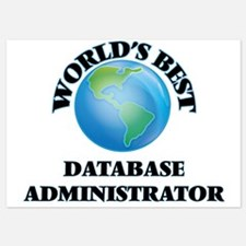 World's Best Database Administrator Invitations