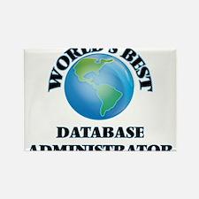 World's Best Database Administrator Magnets