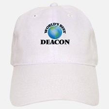 World's Best Deacon Cap