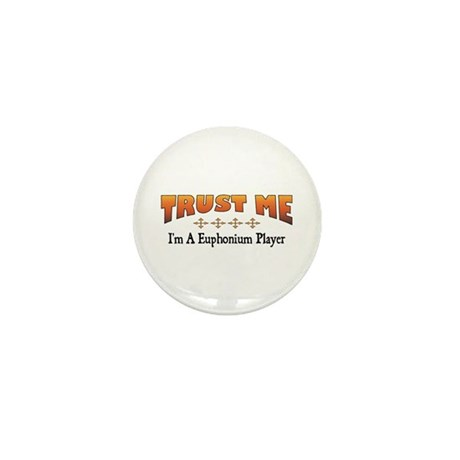 Trust Euphonium Player Mini Button