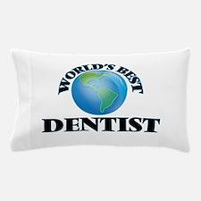 World's Best Dentist Pillow Case