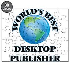 World's Best Desktop Publisher Puzzle