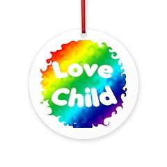 Love Child (Christmas Tree Ornament)