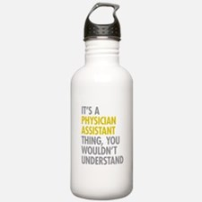 Physician Assistant Th Water Bottle