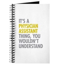 Physician Assistant Thing Journal