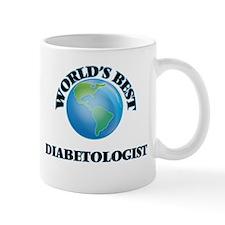 World's Best Diabetologist Mugs