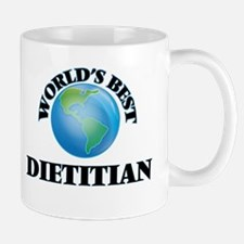 World's Best Dietitian Mugs
