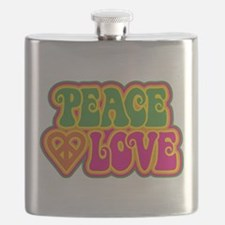 Peace & Love Flask