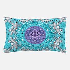 colourful bold bohemian pattern Pillow Case