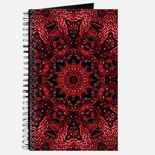 colourful bold bohemian pattern Journal