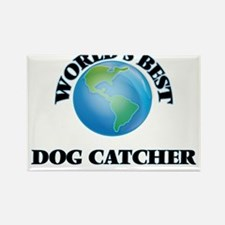 World's Best Dog Catcher Magnets