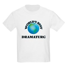 World's Best Dramaturg T-Shirt