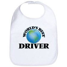 World's Best Driver Bib