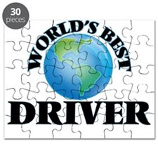 World's Best Driver Puzzle