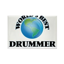 World's Best Drummer Magnets