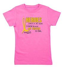 Cute My hero Girl's Tee