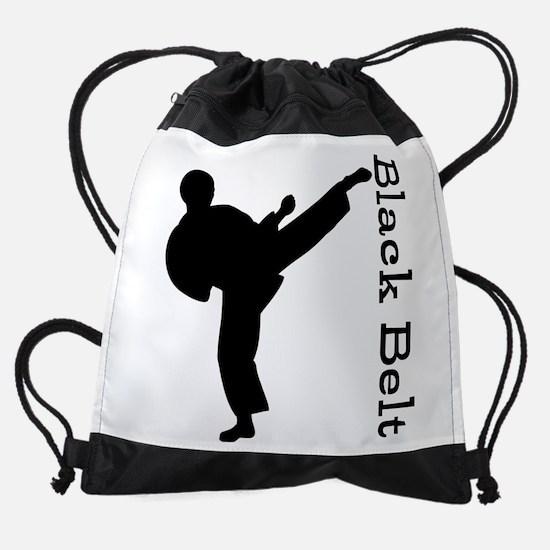 Martial Arts Drawstring Bag