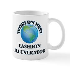 World's Best Fashion Illustrator Mugs