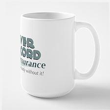 Silver Cord Insurance Mug