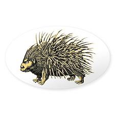 Porcupine Decal