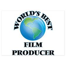 World's Best Film Producer Invitations